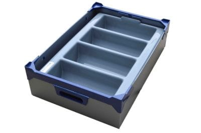 Compartment Cutlery Box