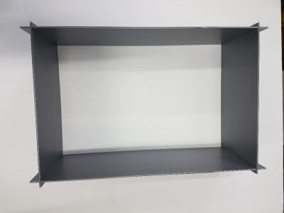 Euro Crate - Inner divider set - Height 190mm
