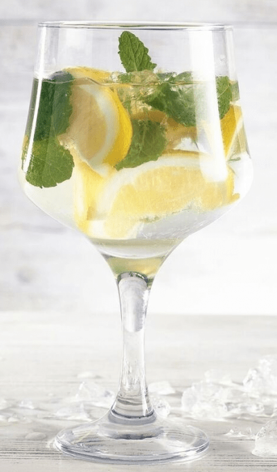 Bartender Gin & Tonic Cocktail Glass, 69cl / 24.25oz - 6 Pack, £3.50 each