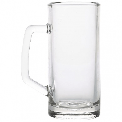 Beer Mug Glass - 40cl / 14oz - 12 Pack, £2.72 each