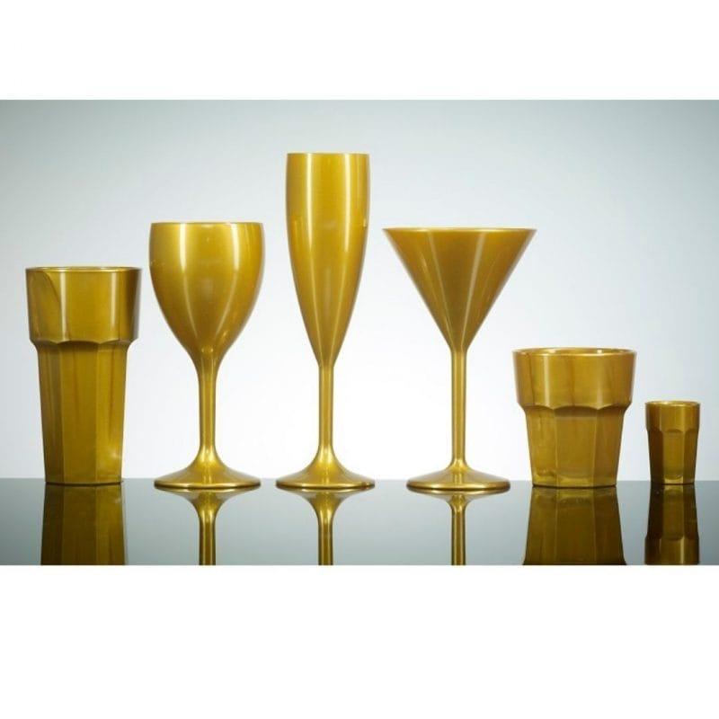 gold_plastic_glassware_uk.