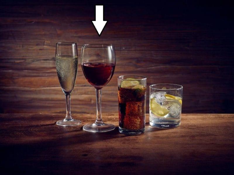 Merlot Wine Glasses, 31cl / 10.9oz - Pack of 12, £1.54 each