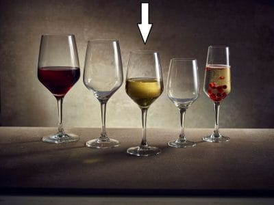 Platine Premium Wine Glass by Vicrila, 31cl / 10.9oz - Pack of 12, £3.52 each