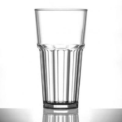Remedy Reusable Plastic Pint Glass   Glassjacks