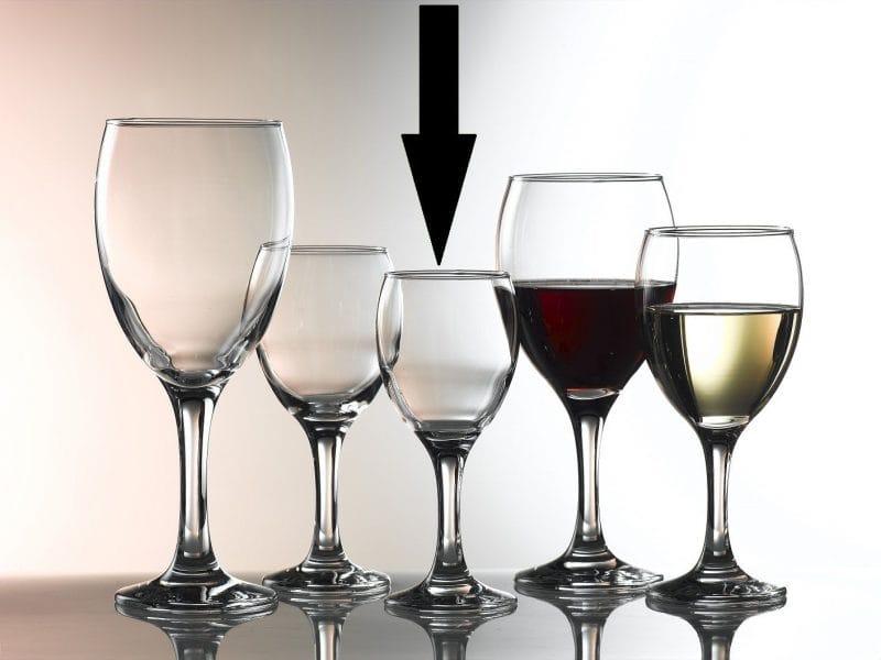 Empire Wine Glasses XSmall 7.25oz