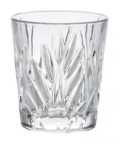 Stanford Vintage Glass Rocks / Tumbler, 32cl / 11.25oz - 4 Pack, £4.25 each