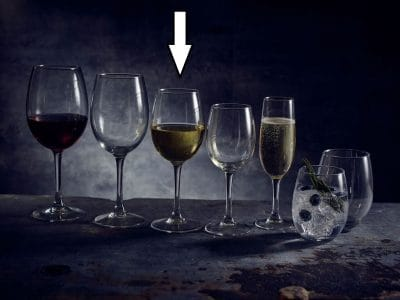 Large Wine Glass - Syrah, 47cl / 16.5oz - Pack of 12, £2.68 each