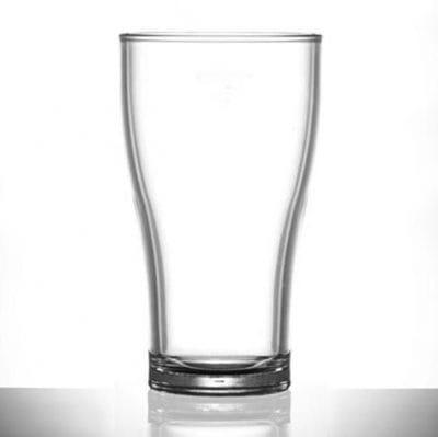 Elite Viking Pint / 20oz Polycarbonate Glasses - 6 Pack