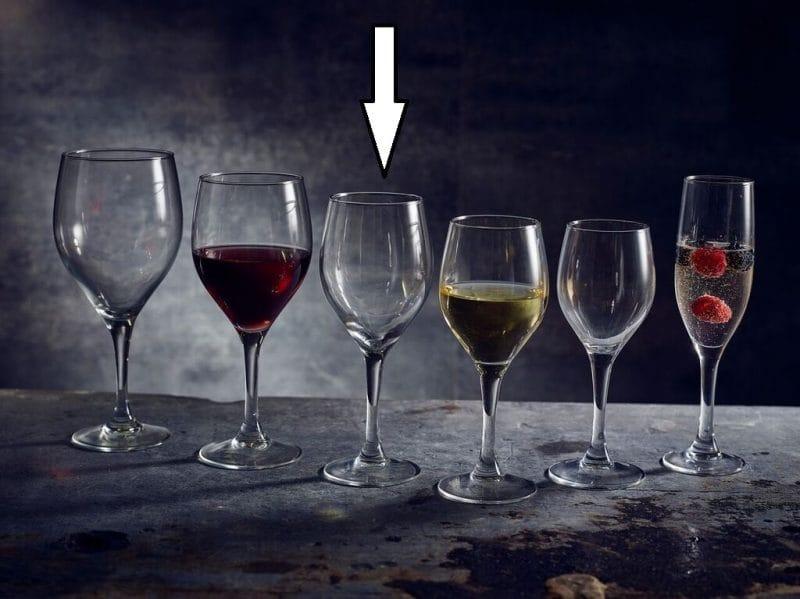 Vintage Wine Glass , 32cl / 11.3oz - Pack of 12, £2.50 each