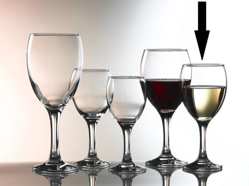 Empire Wine Glasses 12oz - 24 Pack