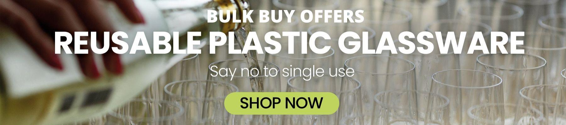 Bulk Buy Plastic Champagne Flutes Glasses Polycarbonate