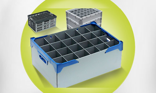 View All Glass Storage Boxes and Crates
