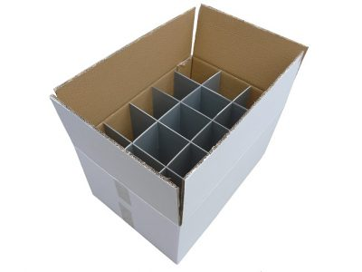 Glass Packing Boxes