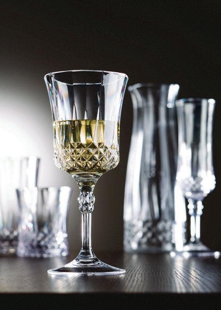 Plastic Vintage Wine Glass - Gatsby Wine