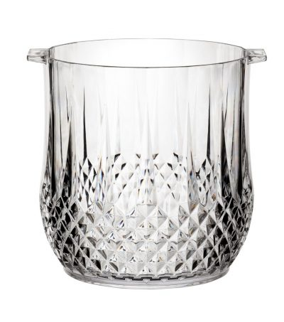 Plastic Lucent Gatsby Champagne Bucket 184oz (523.5cl)