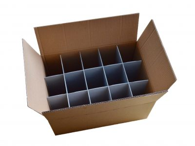 Cardboard Boxes for Glasses