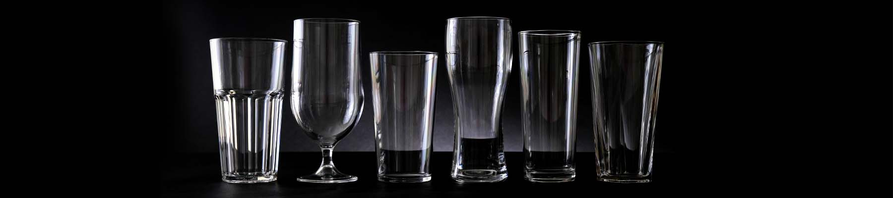 Beer Plastic Glassware Glasses