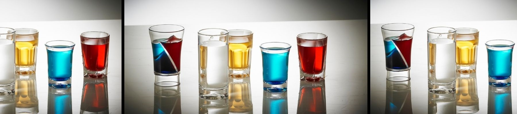 Plastic Shot Glasses - UK