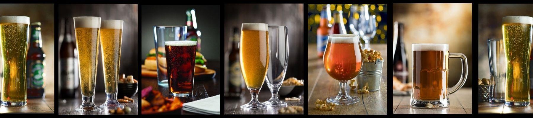Utopia Beer Glasses