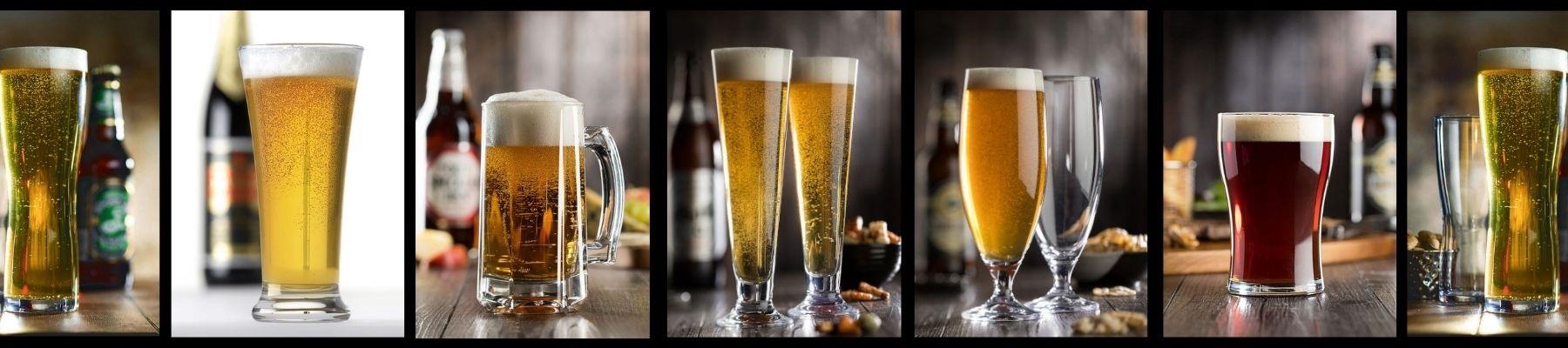 Utopia Beer Pint Craft Glasses