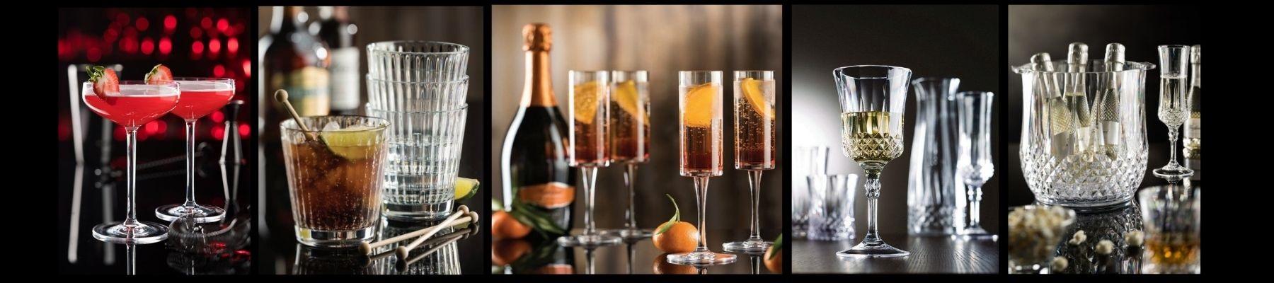 Utopia Champagne Glasses