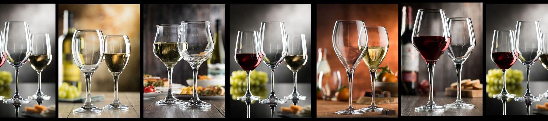 Utopia Glasses Wine Glassware