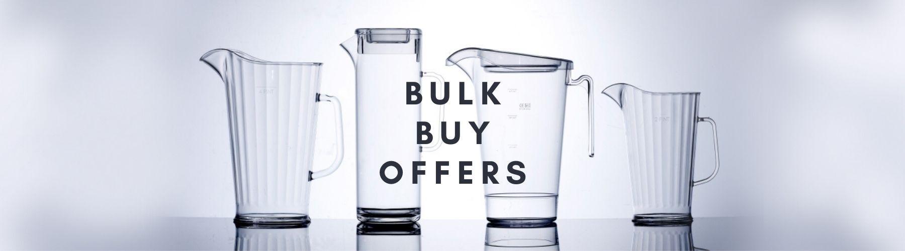 plastic jugs bulk buy offers