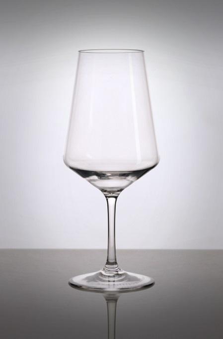 Plastic Wine Glasses - Large
