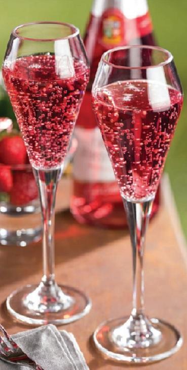 Reusable Plastic Champagne Glasses